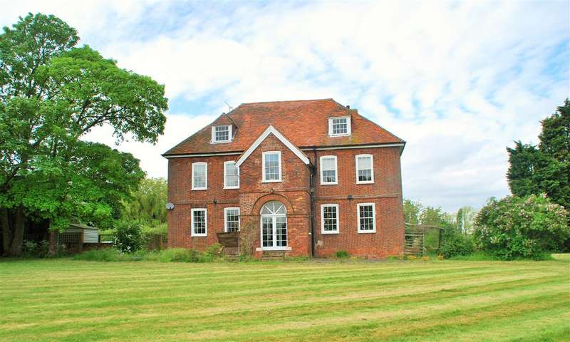 6 Bedrooms Detached House for sale in THE FARM HOUSE, CHATTENDEN FARM, CHATTENDEN
