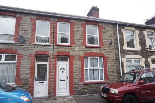 3 Bedrooms Terraced House for sale in Partridge Road Llanhilleth, Llanhilleth, Crumlin, Crumlin