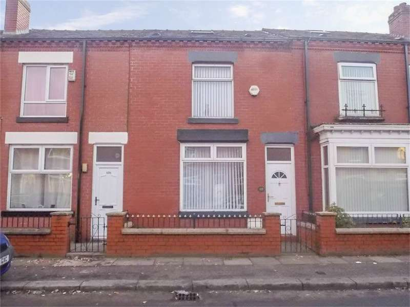 2 Bedrooms Terraced House for sale in Campbell Street, Farnworth, Bolton, Lancashire