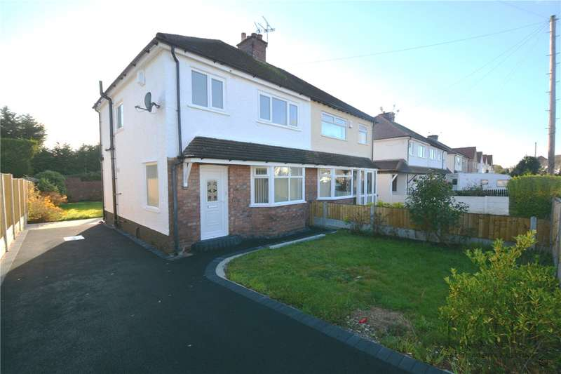 3 Bedrooms Semi Detached House for sale in Laurelhurst Avenue, Pensby, Wirral