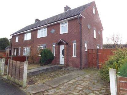 3 Bedrooms Semi Detached House for sale in Moss Lane, Coppull, Chorley, Lancashire