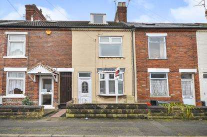 3 Bedrooms Terraced House for sale in Mount Pleasant, Sutton-In-Ashfield, Nottinghamshire, Notts