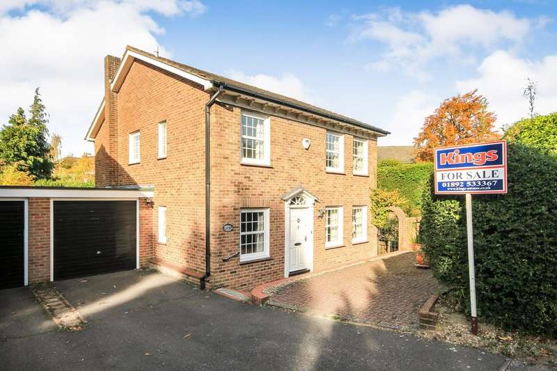 4 Bedrooms Detached House for sale in Carlton Road, Tunbridge Wells