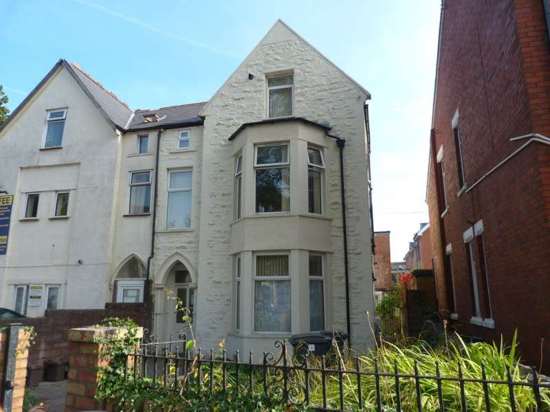 1 Bedroom Flat for rent in Richmond Road, Roath, (1 bed)