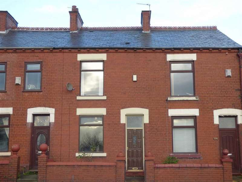 2 Bedrooms Property for sale in Middleton Road, Chadderton, OLDHAM, Lancashire, OL9