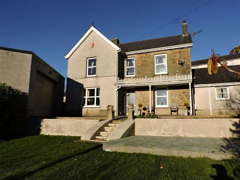 5 Bedrooms Detached House for sale in Brewery Road, Carmarthen