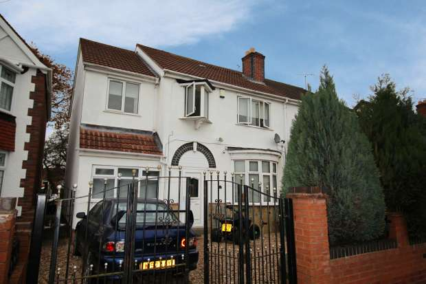 5 Bedrooms Semi Detached House for sale in Oxley Moor Road,, Wolverhampton, West Midlands, WV10 6TU