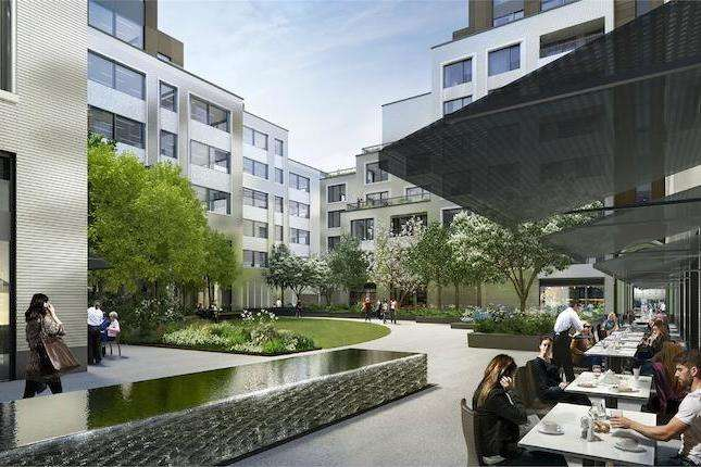 3 Bedrooms Flat for sale in Rathbone Place, 35-50 Rathbone Square, Fitzrovia