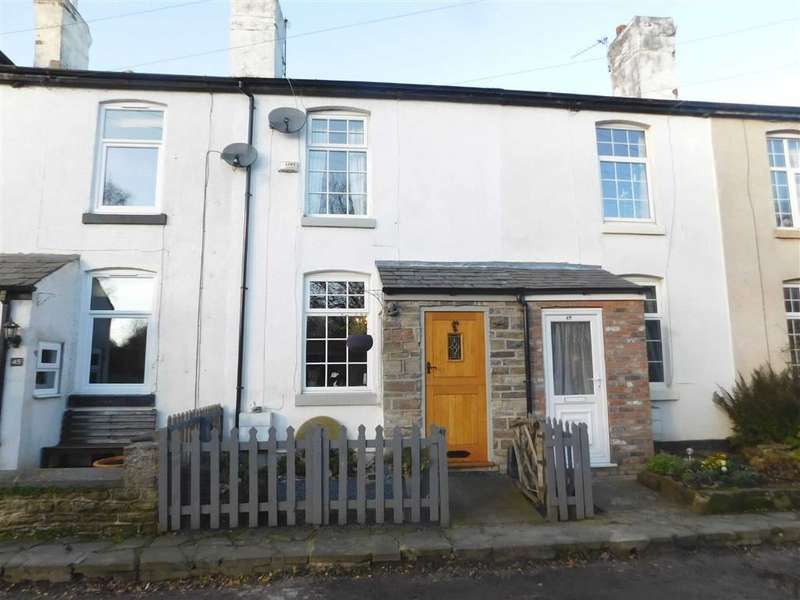 2 Bedrooms Cottage House for sale in Arden Road, Bredbury, Stockport