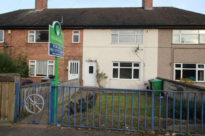 3 Bedrooms Property for sale in Harwill Crescent, Nottingham, NG8