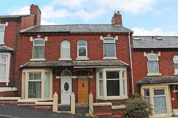 3 Bedrooms Terraced House for sale in Saunders Road, Blackburn, Lancashire