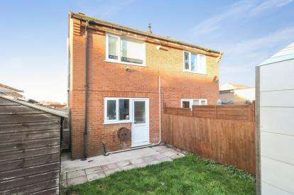 2 Bedrooms Semi Detached House for sale in Tre-Borth, Prestatyn, Denbighshire, LL19