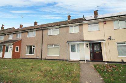 3 Bedrooms Terraced House for sale in Epney Close, Patchway, Bristol