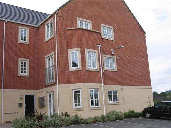 2 Bedrooms Apartment Flat for sale in Columbus Avenue, Merry Hill, Dudley