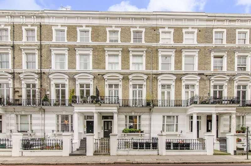 2 Bedrooms Flat for sale in Finborough Road, Chelsea, SW10