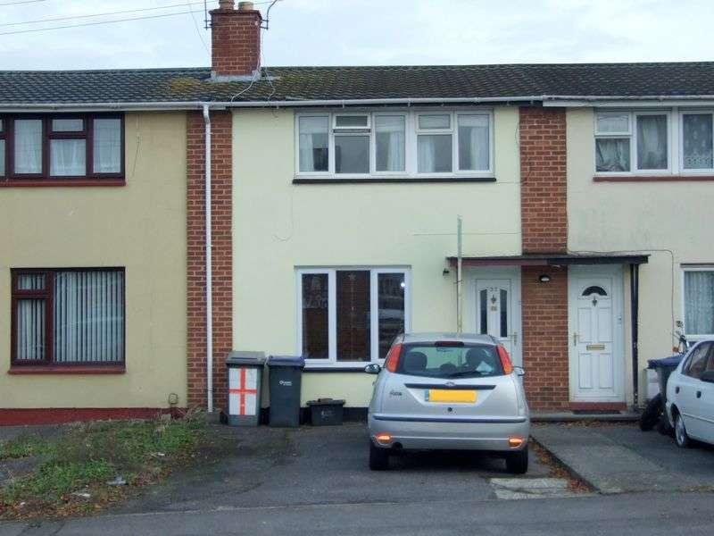3 Bedrooms Terraced House for sale in Rutland Crescent, Trowbridge