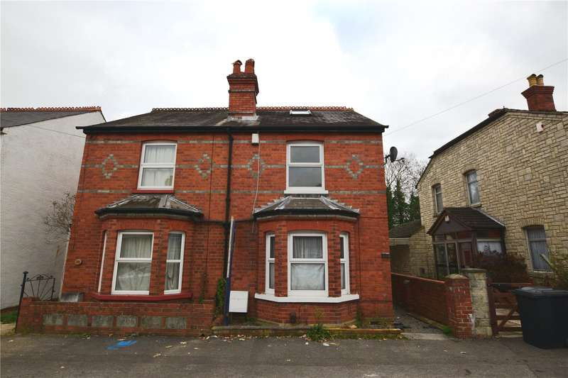 3 Bedrooms Semi Detached House for sale in Wykeham Road, Reading, Berkshire, RG6