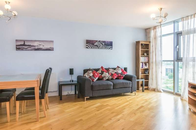 2 Bedrooms Flat for sale in Bute Terrace, City Centre, Cardiff