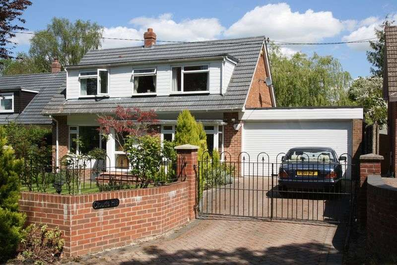 3 Bedrooms Detached House for sale in Bishops Waltham