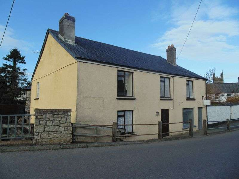5 Bedrooms Detached House for sale in Fore Street Bridestowe