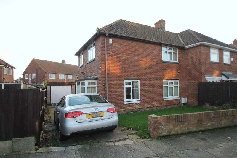 3 Bedrooms Semi Detached House for sale in Asterley Drive, Acklam