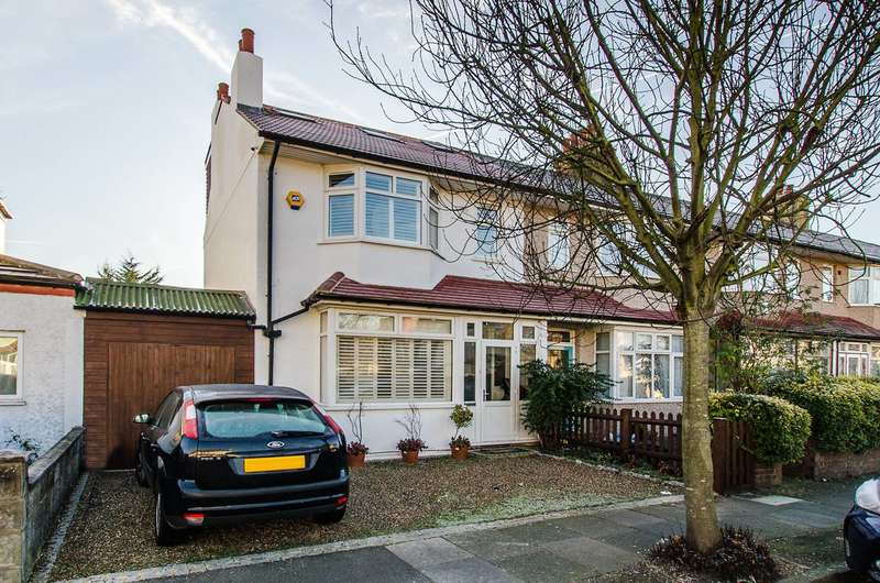4 Bedrooms House for sale in Barnard Road, Mitcham, CR4
