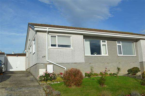 2 Bedrooms Bungalow for sale in FALMOUTH