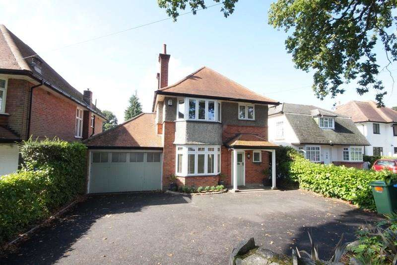 3 Bedrooms Detached House for sale in St. Osmunds Road, Lower Parkstone, Poole