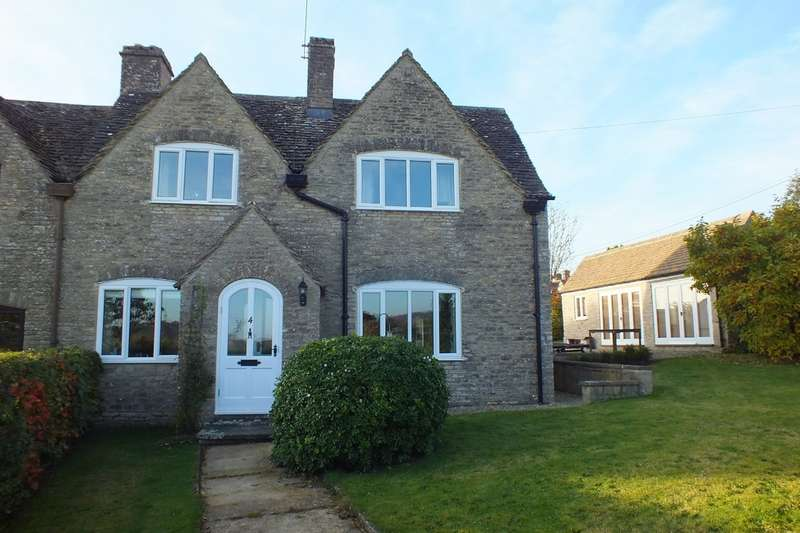 3 Bedrooms Semi Detached House for sale in Daglingworth, Cirencester