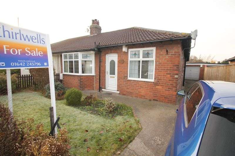 3 Bedrooms Semi Detached Bungalow for sale in Birchgate Road, Linthorpe