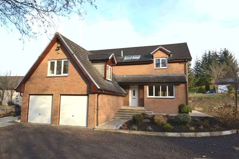 4 Bedrooms Detached House for sale in Pathfoot View, Kilwinning