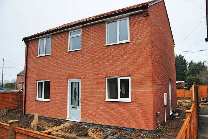3 Bedrooms Detached House for sale in Paddocks Estate, Horbling