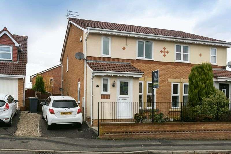 4 Bedrooms Semi Detached House for sale in Derbyshire Road, Winstanley, WN3 6LN