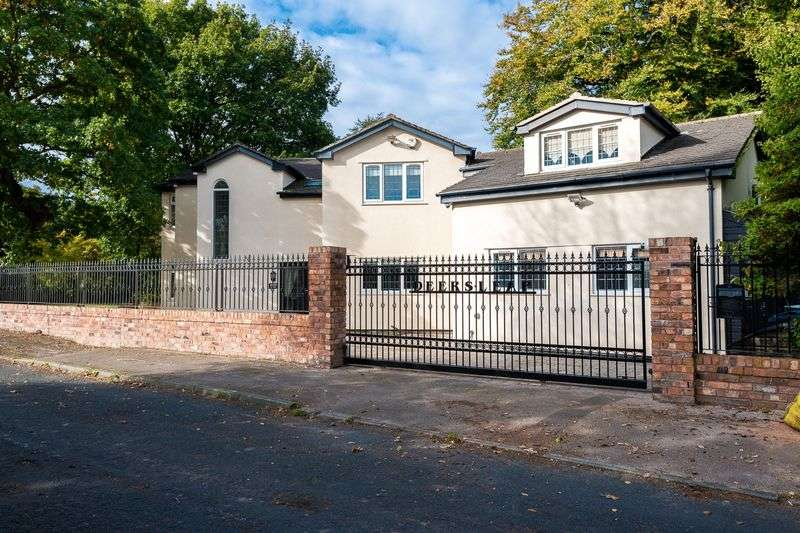 4 Bedrooms Detached House for sale in Wellfield Lane, Westhead