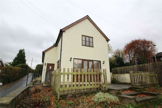 3 Bedrooms Detached House for sale in LLANDEWI RHYDDERCH, Abergavenny