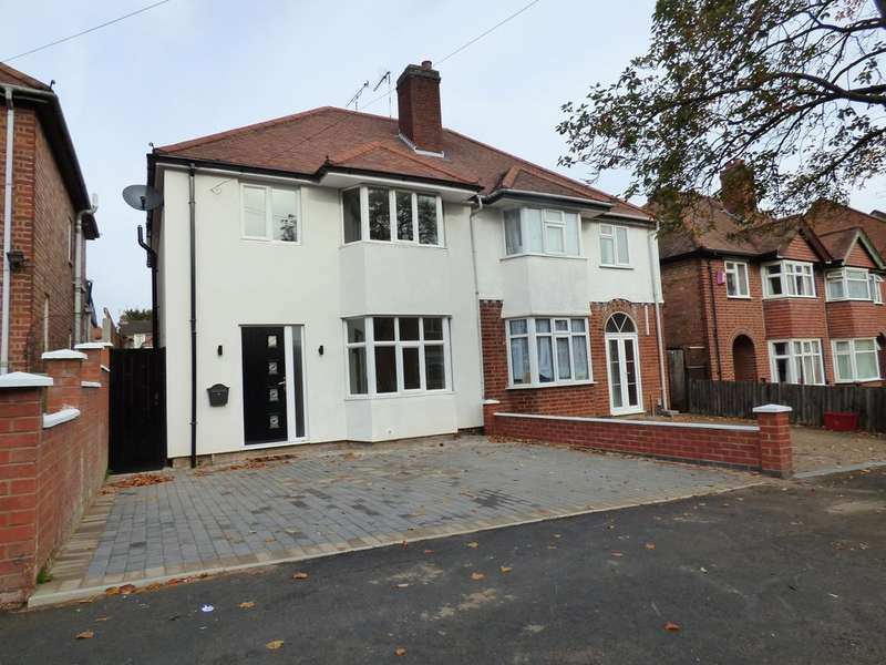 3 Bedrooms Semi Detached House for sale in Claremont Road, Leamington Spa