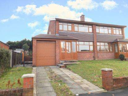3 Bedrooms Semi Detached House for sale in Livesey Branch Road, Blackburn, Lancashire