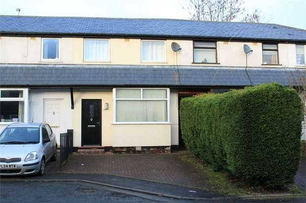 2 Bedrooms Town House for sale in Miles Avenue, Bacup, Lancashire