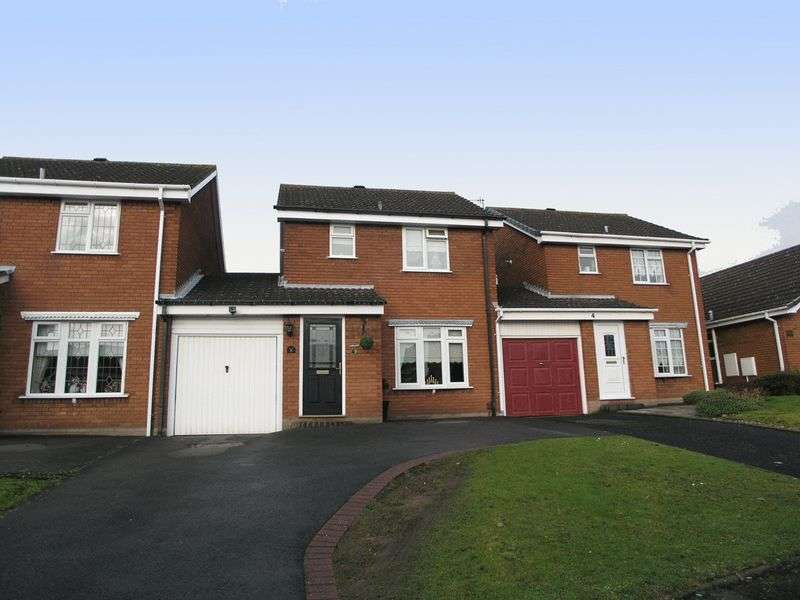 3 Bedrooms House for sale in DUDLEY, Netherton, Fladbury Close