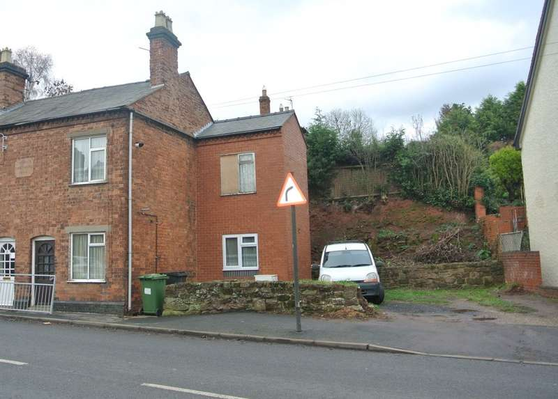 2 Bedrooms End Of Terrace House for sale in Wayside Cottage, Furnace End