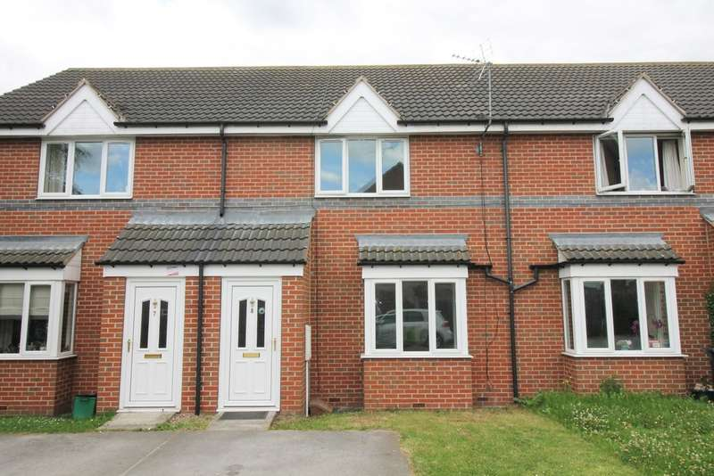 2 Bedrooms Terraced House for sale in Carr Hill Court, Balby, Doncaster