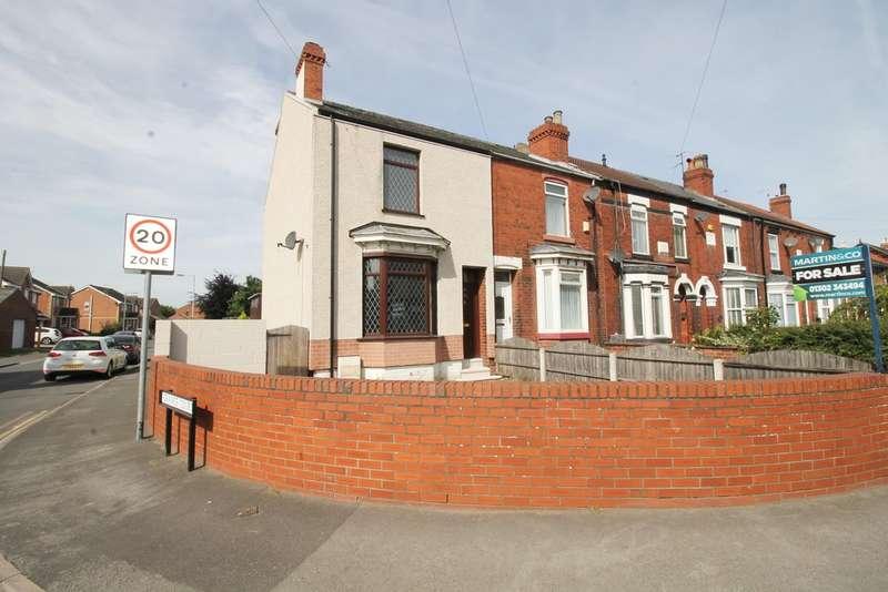 2 Bedrooms Terraced House for sale in Bentley Road, Bentley, Doncaster