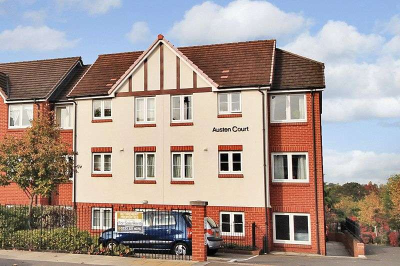 1 Bedroom Retirement Property for sale in Austen Court, Southgate, N21 1QN