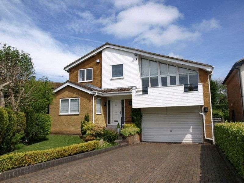 4 Bedrooms Detached House for sale in Wentworth Avenue, Whitefield, Manchester