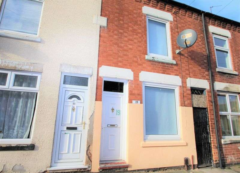 3 Bedrooms Terraced House for sale in Ruby Street, Leicester LE3 9GS