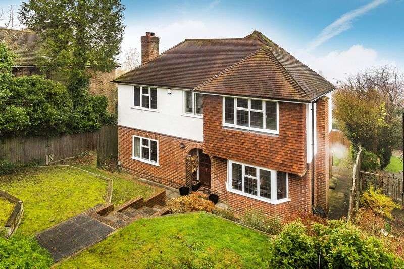4 Bedrooms Detached House for sale in Town Centre, Guildford