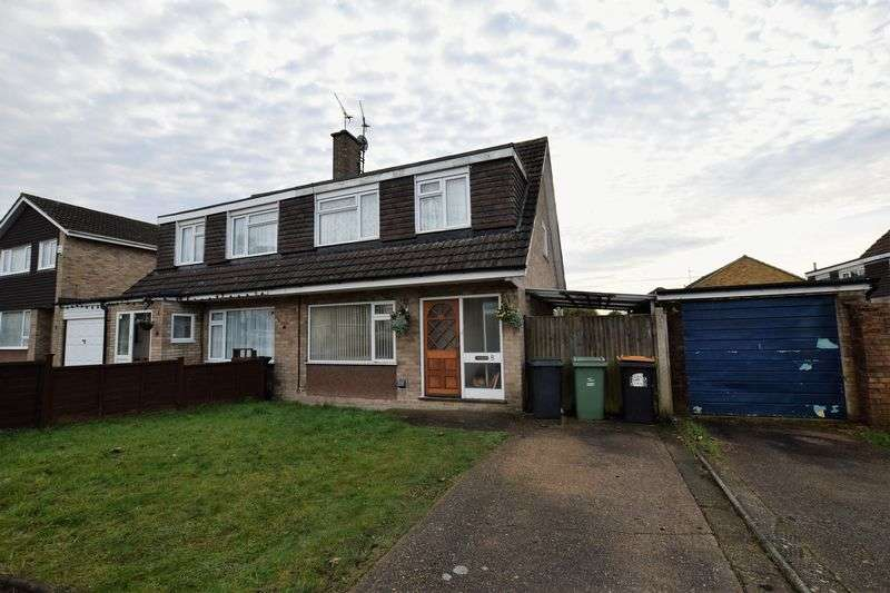 3 Bedrooms Semi Detached House for sale in Chichester Close, Priory Area