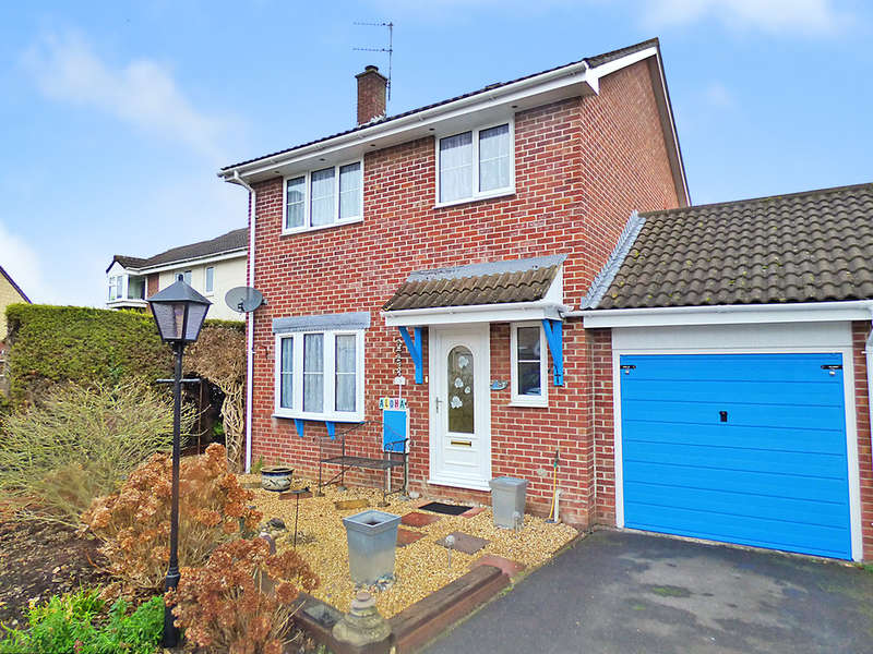 3 Bedrooms Detached House for sale in Collingbourne Close, Trowbridge