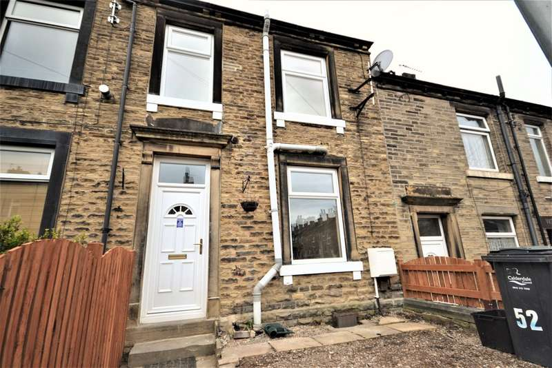 2 Bedrooms Terraced House for sale in Marion Street, Brighouse