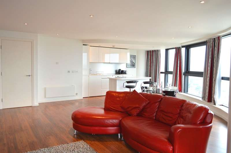 2 Bedrooms Penthouse Flat for sale in Bridgewater Place, Water Lane